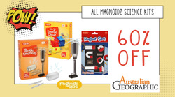 Offers from Australian Geographic in the Melbourne VIC catalogue