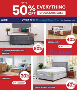 Bedshed specials in the Bedshed catalogue ( 15 days left)