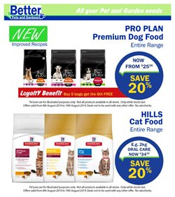 Better Pets and Gardens catalogue ( Expired )
