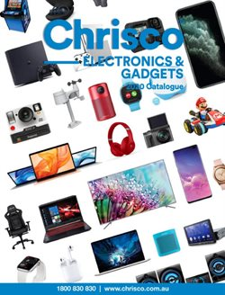 Chrisco Hampers catalogue ( More than one month )
