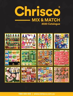 Supermarkets offers in the Chrisco Hampers catalogue in Sydney NSW ( More than one month )