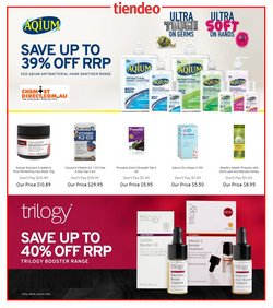 Pharmacy, Beauty & Health specials in the Chemist House Direct catalogue ( Expires today)