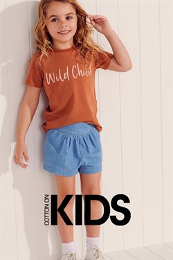 Kids, Toys & Babies offers in the Cotton On Kids catalogue in Sydney NSW