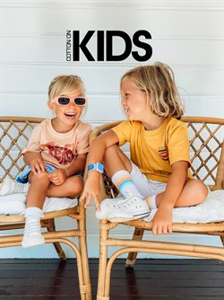 Kids, Toys & Babies offers in the Cotton On Kids catalogue ( 4 days left )