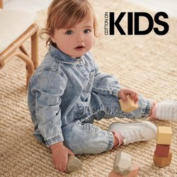 Kids, Toys & Babies specials in the Cotton On Kids catalogue ( 20 days left)