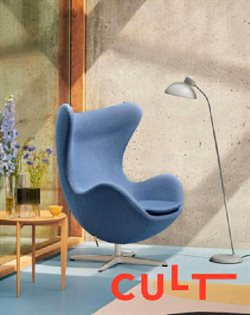 Homeware & Furniture offers in the Cult catalogue ( 5 days left )