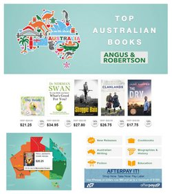 Angus & Robertson specials in the Angus & Robertson catalogue ( Expired)