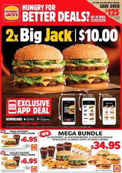 Hungry Jack's catalogue ( 4 days left )