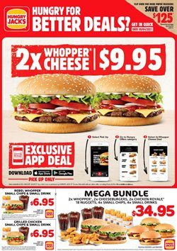 Hungry Jack's catalogue ( 27 days left )