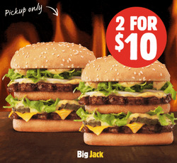 Hungry Jack's coupon ( 22 days left )