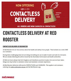 Red Rooster catalogue ( 1 day ago )