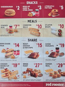 Red Rooster catalogue ( Expires today )