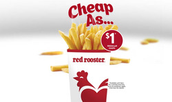 Offers from Red Rooster in the Kingaroy QLD catalogue