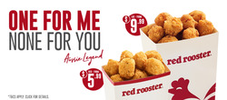 Offers from Red Rooster in the Brisbane QLD catalogue