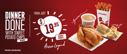 Offers from Red Rooster in the Lithgow NSW catalogue