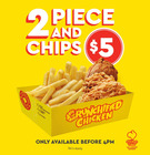 Chicken Treat coupon ( Expires today )