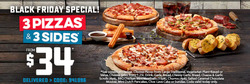 Domino's Pizza coupon in Sydney NSW ( Expires today )