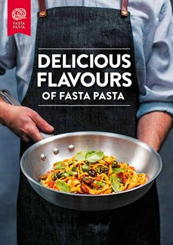Offers from Fasta Pasta in the Adelaide SA catalogue