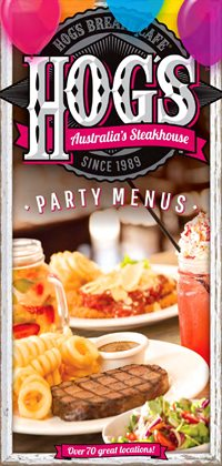 Offers from Hog's Breath Cafe in the Brisbane QLD catalogue