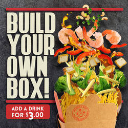Offers from Noodle Box in the Brisbane QLD catalogue