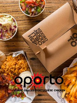 Offers from Oporto in the Sydney NSW catalogue
