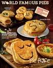 Pie Face catalogue ( Expired )