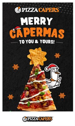 Pizza Capers catalogue ( Expired )