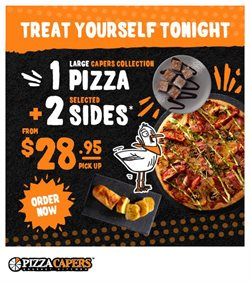 Pizza Capers catalogue ( 2 days left )