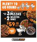 Pizza Capers catalogue ( Expires today )