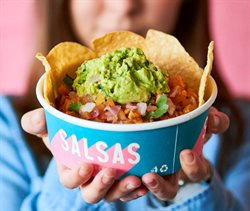Offers from Salsa's Fresh Mex Grill in the Melbourne VIC catalogue
