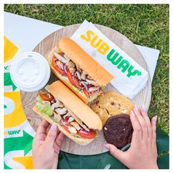 Offers from Subway in the Sydney NSW catalogue