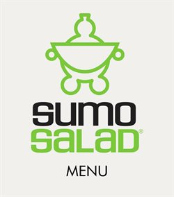 Offers from Sumo Salad in the Melbourne VIC catalogue