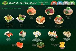 Restaurants offers in the Sushi Train catalogue in Adelaide SA