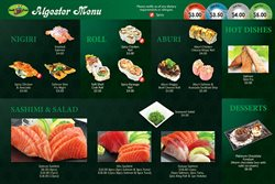 Offers from Sushi Train in the Brisbane QLD catalogue