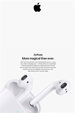 Offers from Apple in the Sydney NSW catalogue