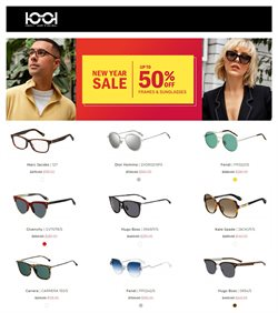 Offers from 1001 Optical in the Melbourne VIC catalogue