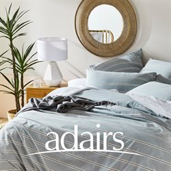 Offers from Adairs in the Brisbane QLD catalogue