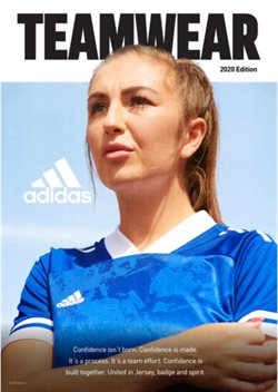 Adidas catalogue ( More than one month )