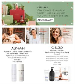 Offers from Adore Beauty in the Sydney NSW catalogue