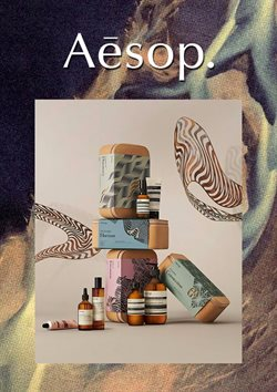 Offers from Aesop in the Melbourne VIC catalogue