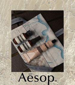 Aesop specials in the Aesop catalogue ( Expired)
