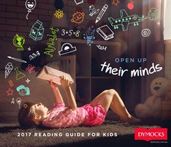 Books & Leisure offers in the Dymocks catalogue in Brisbane QLD