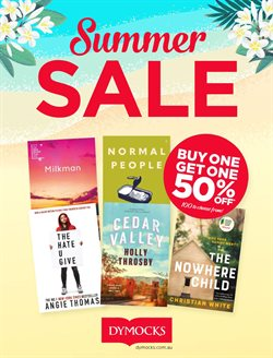 Books & Leisure offers in the Dymocks catalogue in Adelaide SA