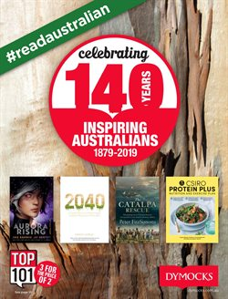 Offers from Dymocks in the Sydney NSW catalogue