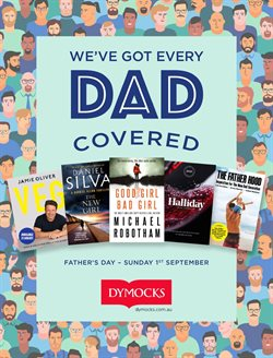 Books & Hobby offers in the Dymocks catalogue in Adelaide SA
