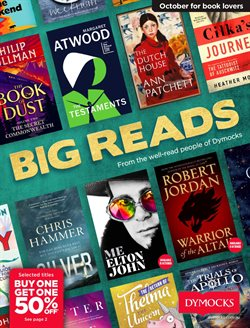 Books & Hobby offers in the Dymocks catalogue in Perth WA