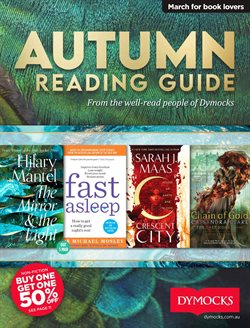Books & Hobby offers in the Dymocks catalogue in Adelaide SA ( Expires today )