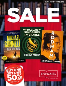 Books & Hobby offers in the Dymocks catalogue in Melbourne VIC ( More than one month )