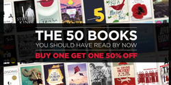 Books & Leisure offers in the Dymocks catalogue in Bendigo VIC