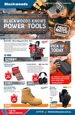 DIY & Garden offers in the Blackwoods catalogue in Tannum Sands QLD